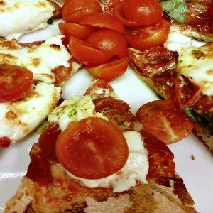 pizza gourmet maialino